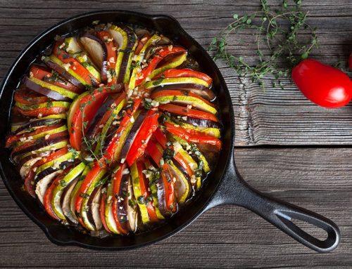 Μενταγιόν λαχανικών