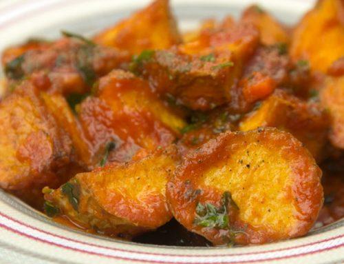 Πατάτες Σοφιγάδες. Η Κεφαλονίτικη Συνταγή.