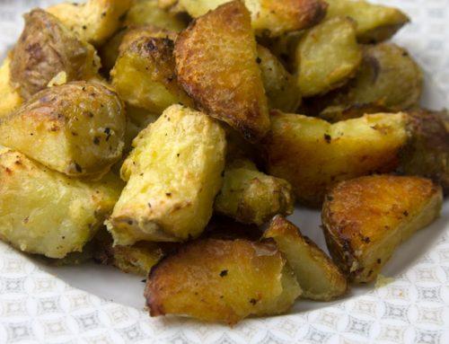 Πατάτες Φούρνου